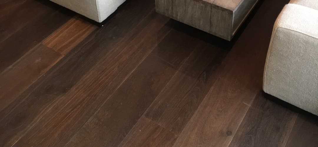Extra Wide Plank Floors - Dark Beacon
