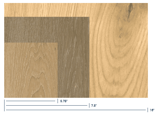 "Sawyer Mason Wide Plank Floors - Available in 5 3/4"" to 16"""
