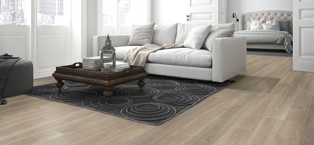 Wire Brushed Oak Flooring Miacomet By Sawyer Mason