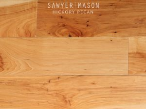 Wide Plank Hickory Flooring Hickory Pecan