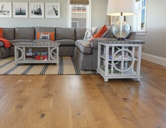 structured engineered wide wood plank