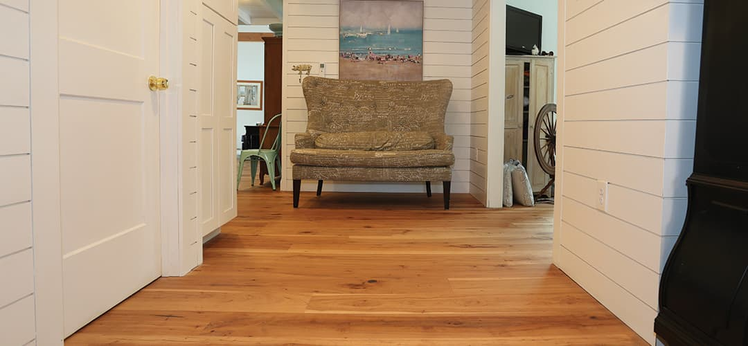 Wide Plank Hickory Flooring Hickory Pecan By Sawyer Mason
