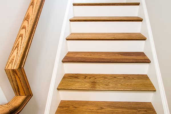 Chestnut Hill Bullnose Tread with No Return