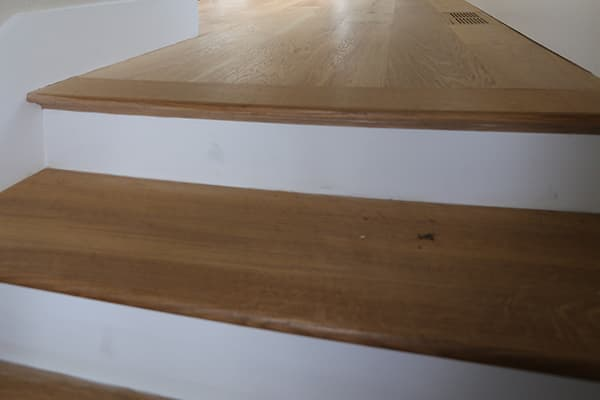 Sconset Bullnose Tread with No Returns