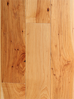 Hickory Pecan Wide Plank Floors