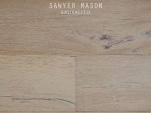 Sawyer Mason Sausalito Light Rustic Hardwood Flooring