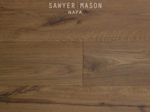 Sawyer Mason Napa Structured Wide Plank Rustic Flooring