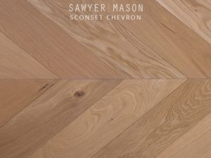Sawyer Mason Sconset Chevron Pattern Floors