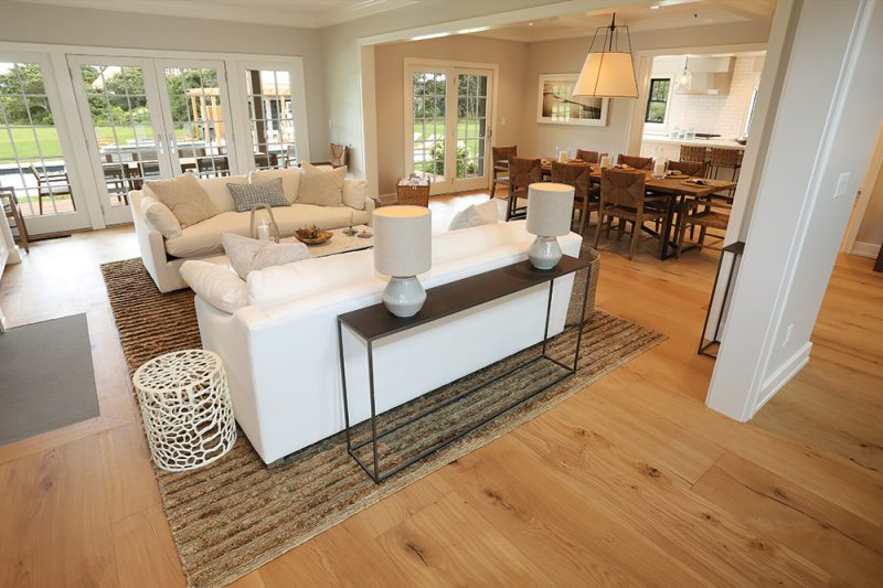 Sawyer Mason Shoreline Collection, Sconset Wide Plank Flooring