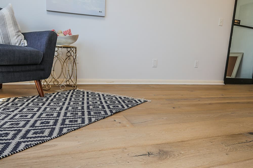 Sawyer Mason Vintage Collection, Sausalito Wide Plank Flooring