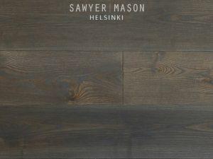 Helsinki Ash Wood Flooring | Sawyer Mason Structured Wide Plank
