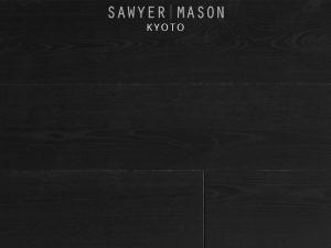 Black Wood Flooring Sawyer Mason Kyoto